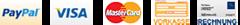 Offizieller SIEGER Onlineshop - Informationen zu den Zahlungsmethoden