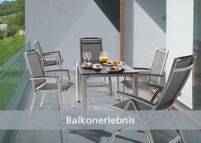 Offizieller SIEGER Onlineshop - Erlebniswelt Balkon