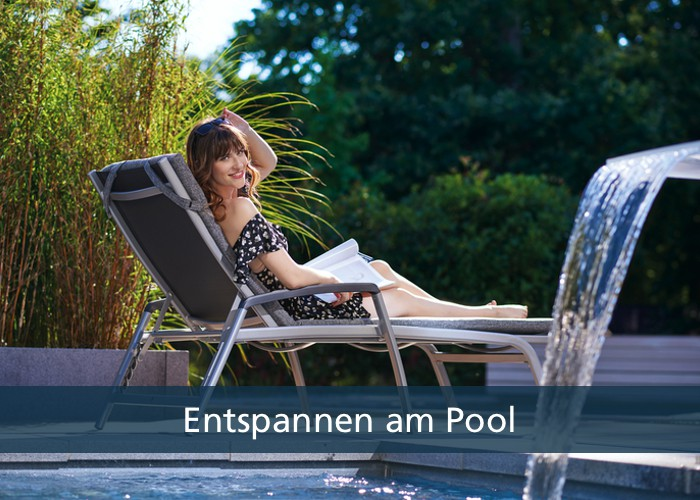 Offizieller SIEGER Onlineshop - Erlebniswelt Pool