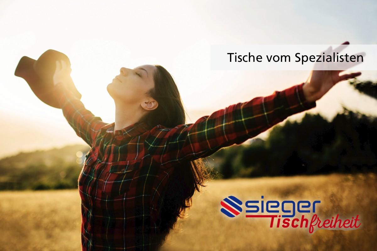 SIEGER Onlineshop Gartentische - Klapptische, Ausziehtische, Beistelltische u. v. m.