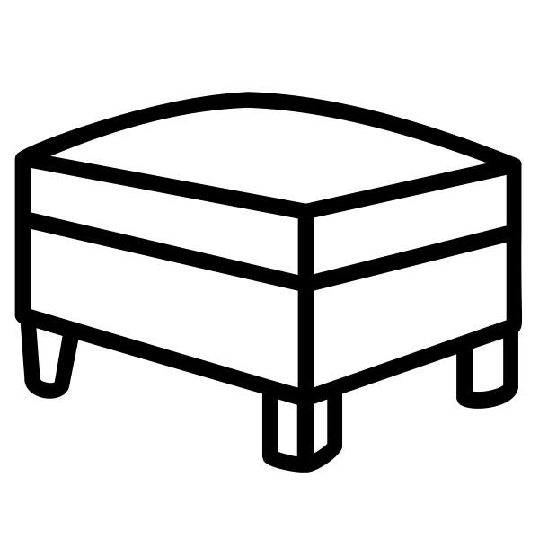 SIEGER Onlineshop - Hocker online kaufen